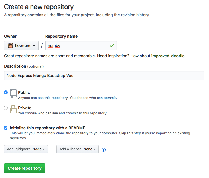 alt Create a New Repository 2018-03-16 11-56-22